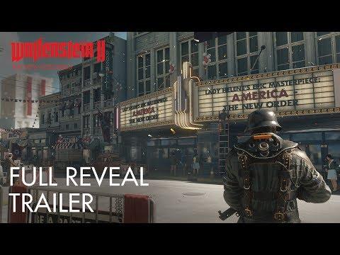 Xxx Mp4 Wolfenstein II The New Colossus – E3 2017 Full Reveal Trailer PEGI 3gp Sex
