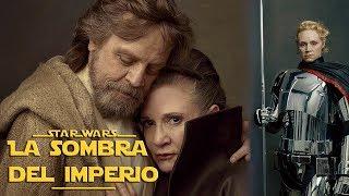 Nuevas Imágenes Reveladoras De Luke, Rey, Kylo Ren y Phasma Y Más Del Episodio 8 Los Últimos Jedi!!