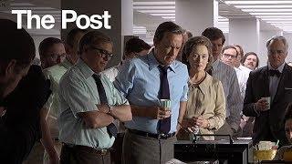 The Post | Steven Spielberg Directs Meryl Streep & Tom Hanks | 20th Century FOX