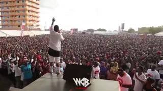 RAYVANNY - Live performance at Mbagala Zakiemu (part 2)