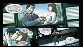 Batman vs Superman-Injustice gods Among Us