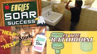 Soar to Success in the Bathroom PBIS video