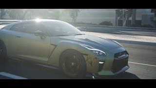 TANNER FOX'S WRAPPED GTR AND FRS! SD WRAP
