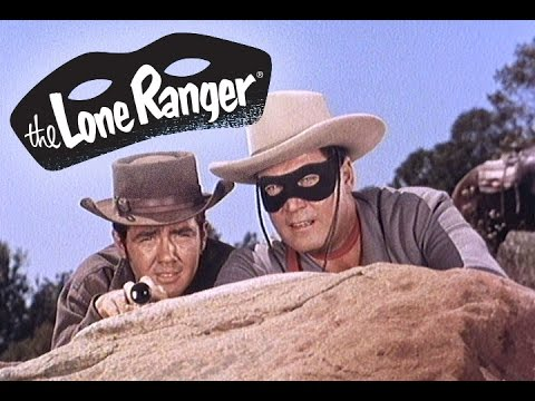 The Lone Ranger The Sheriff of Smoke Tree