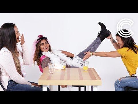 Xxx Mp4 Truth Or Drink Bridesmaids Pooja Jemmy Devon Truth Or Drink Cut 3gp Sex