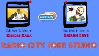 Radio City Joke Studio Week 24 Kishore Kaka & Sairam Dave