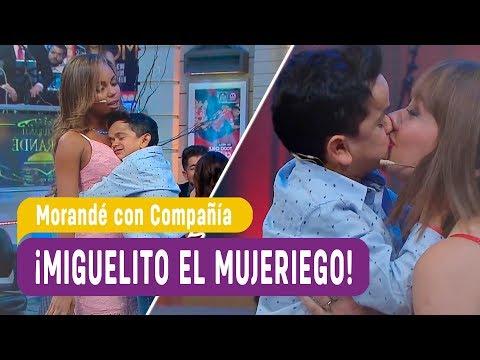 Xxx Mp4 ¡Miguelito El Mujeriego Morandé Con Compañía 2017 3gp Sex