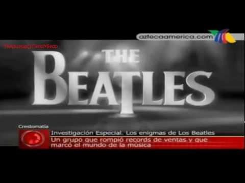 EXN Los Beatles Un éxito Extranormal De Impacto