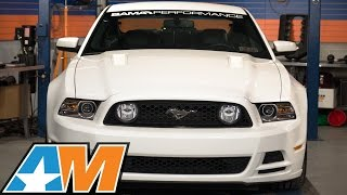 2013 Mustang GT Tuning For Cobra Jet Intake Manifold + Hot Mustang Parts - Hot Lap