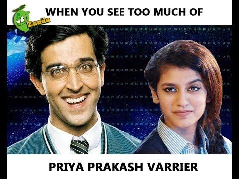 Xxx Mp4 When You See Too Much Of Priya Prakash Varrier S Viral Videos Funny Koi Mill Gaya Video 3gp Sex