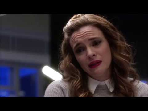 The Flash 3x15 Snowbarry scenes