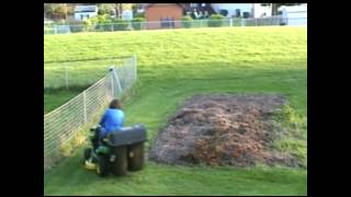 Stupid Crazy Mower and Tree.MP4