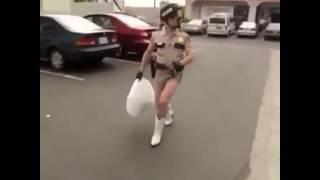 Reno 911 New boot goofin