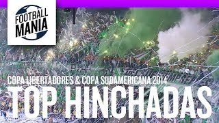 Top 10 Hinchadas - Latin American Football