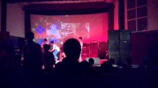 Project Neon performing in TnR presents