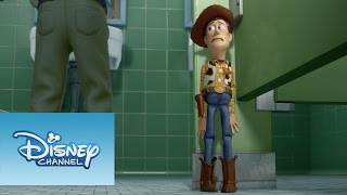Toy Story 3: Woody escapa