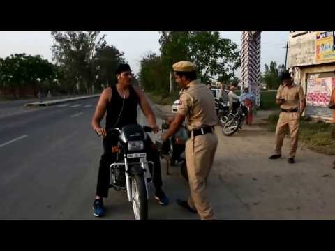 Xxx Mp4 After Chokeslaming Two Police Constable Shanky Singh Was Finally Stopped At A Police Checking Nakka 3gp Sex