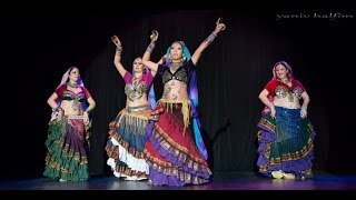 Kumuda Tribal perform at The Tribal Massive Bellydance Showcase