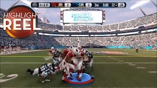 Highlight Reel #154 - Madden Fumble Lasts More Than 9 Minutes
