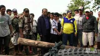 GIANT Croc Captured | Man-Eating Super Croc