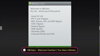 FREE stelthserver XBLHazz 2-5 days kv life +download link