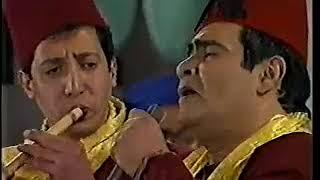 سيد المسرح وسيد الكوميديا سيد زيان وأحلى مواويل في أغنية واحدة على المسرح