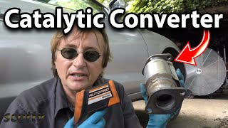 Replacing A Bad Catalytic Converter Yourself