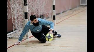 The Futsal Goalkeeper Highlight. Yuri Ghazaryan
