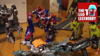 Transformers War: Till All Are One - Stop-Motion Film