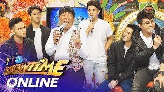 It's Showtime Online: TNT Visayas contender Arsenio Adlawan Jr. shares his funny side