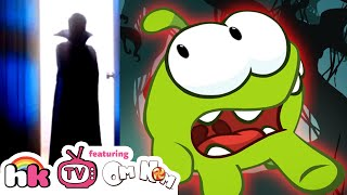 Halloween Special | Om Nom Stories | Scary Halloween Cartoons for Kids Children by HooplaKidz TV!!!