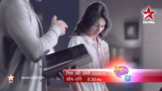 Nisha Aur Uske Cousins: It's love at first sight for Nisha!