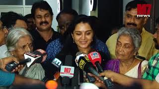 Aaami Malayalam Movie FDFS | Manjuwarrior | Director Kamal | M7news