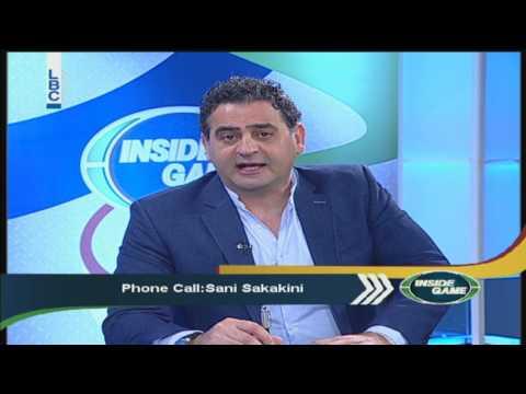 Waba 2017 - Lebanon v/s Palestine - Interview Sani Sakakini