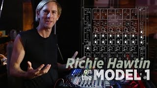 Richie Hawtin Explains PLAYdifferently's Model 1 Mixer