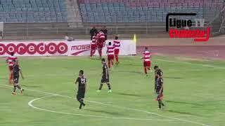 الدوري التونسي   الجولة 1   النادي الافريقي 2 1 مستقبل قابس  #الأهداف 1