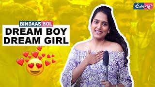 The Dream Girl / Boy in Life | Open Question | CafeMarathi - Bindaas Bol