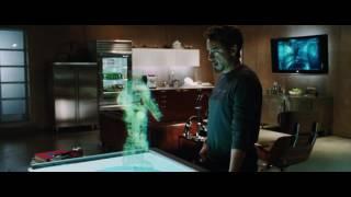 Iron Man 2008 720p BluRay Hindi