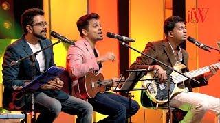 JFW Awards - Ranjith Govind, Rahul Nambiar & Aalaap Raju Performance  (Full Version)