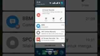 Tutorial Tricks BBM bom Ping!!! 2017