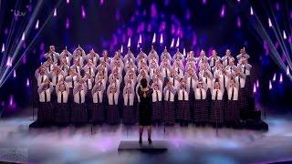 Britain's Got Talent 2016 Presentation School Choir Semi-Final Round 5 Full Performance S10E16