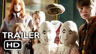 Miss Peregrine's Home for Peculiar Children Official Trailer #2 (2016) Eva Green Fantasy Movie HD