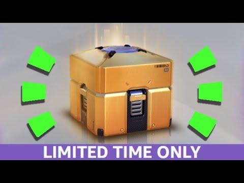 Xxx Mp4 Overwatch FREE GOLDEN LOOTBOX 3gp Sex