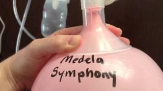 Medela Symphony vs. Spectra S2 part 2