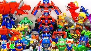 Transformers Coleccion de juguetes Rescue Bots Full Collection