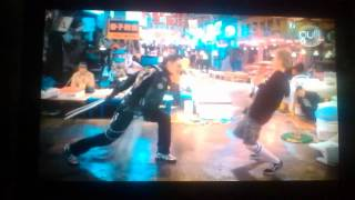 Street dancing ninja vs asiatic