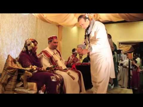 Indian man marry sudani girl..... may GOD bless them