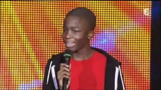 Stéphane Bak - Le plus jeune comique de France 14 ans