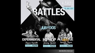 BARÉ Vs KENNY RAYRON | 1/8 | EXPERIMENTAL | KAHAL EXPERIENCE BATTLE 2019