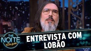 Entrevista com Lobão | The Noite (08/08/17)